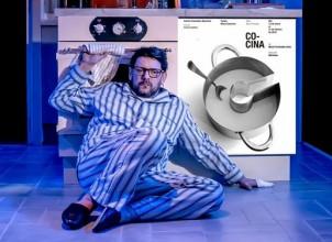 """""""Cocina"""", de María Fernández Ache. Dir. Will Keen, CDN 2016 (teatro)."""